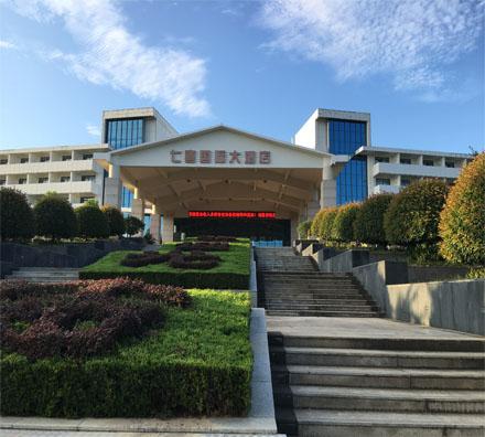 潜江七喜酒店宴会厅活动